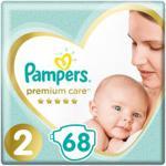Pampers Pieluchy Premium Care VP rozmiar 2, 68 pieluszek