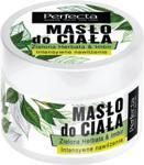 Perfecta SPA Masło do ciała Zielona Herbata & Imbir 225ml