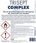 Polfa Tarchomin Trisept Complex Płyn Do Higienicznej I Chirurgicznej Dezynfekcji Rąk Powierzchni Oraz Urządzeń 1000Ml