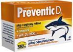 Preventic D3 60kaps.