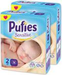 Pufies Pieluchy Sensitive 2 Mini Maxi Pack 148Szt
