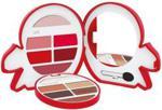 Pupa Milano Paleta do makijażu 003 Red earth