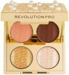 Revolution Beauty Makeup Revolution Pro Ultimate Eye Look Diamonds And Pearls Palette 4x0,8G
