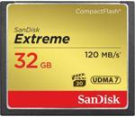SanDisk Extreme CompactFlash 32GB UDMA7 (SDCFXSB-032G-G46)