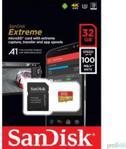 SanDisk Extreme microSDHC 32GB UHS-I U3 Mobile (SDSQXAF-032G-GN6MA)