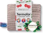 Termofor z pestek wiśni Cherrypad™ - Wafel lniany