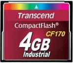 Transcend CF170 CompactFlash 4GB (TS4GCF170)