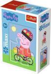 Trefl Puzzle Mini Maxi Zabawy Świnki Peppy 2 20el.