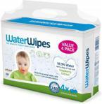 Waterwipes Chusteczki Nasączane Wodą Soapberry 4X60Szt