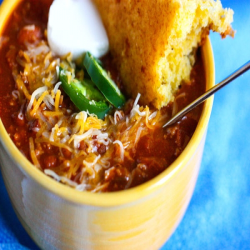 All american beef chili with beans forumfinder Images