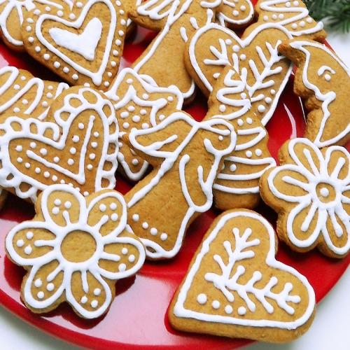 Hungarian Christmas Honey Cookies