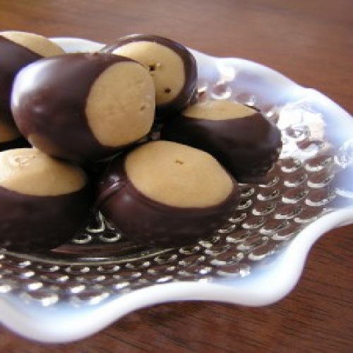 Diabetic dessert recipes peanut butter balls forumfinder Images
