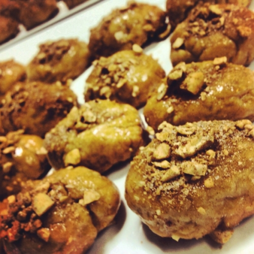 Melomakarona Greek Honey And Orange Cookies