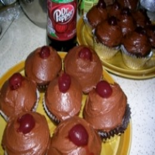 Dr Pepper Cupcake Recipe