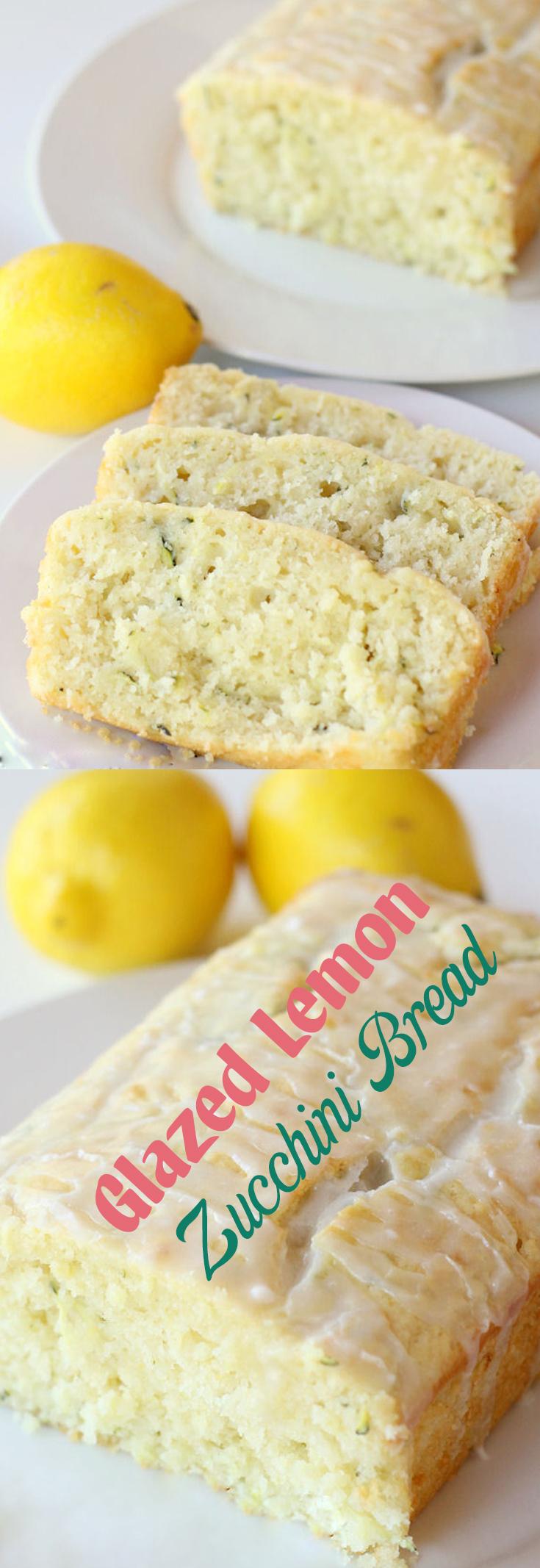 glazed lemon zucchini bread r4