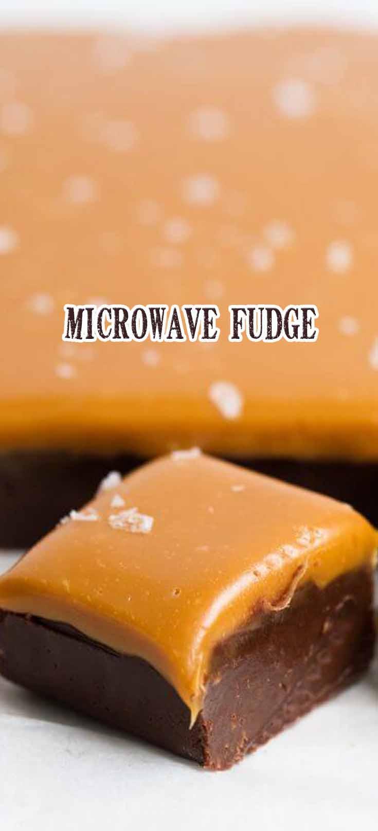 Microwave Fudge Recipe