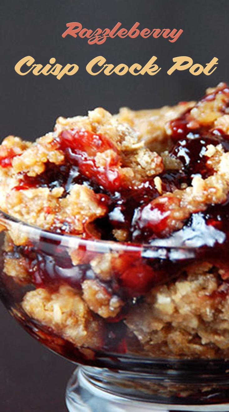 Razzleberry Crisp