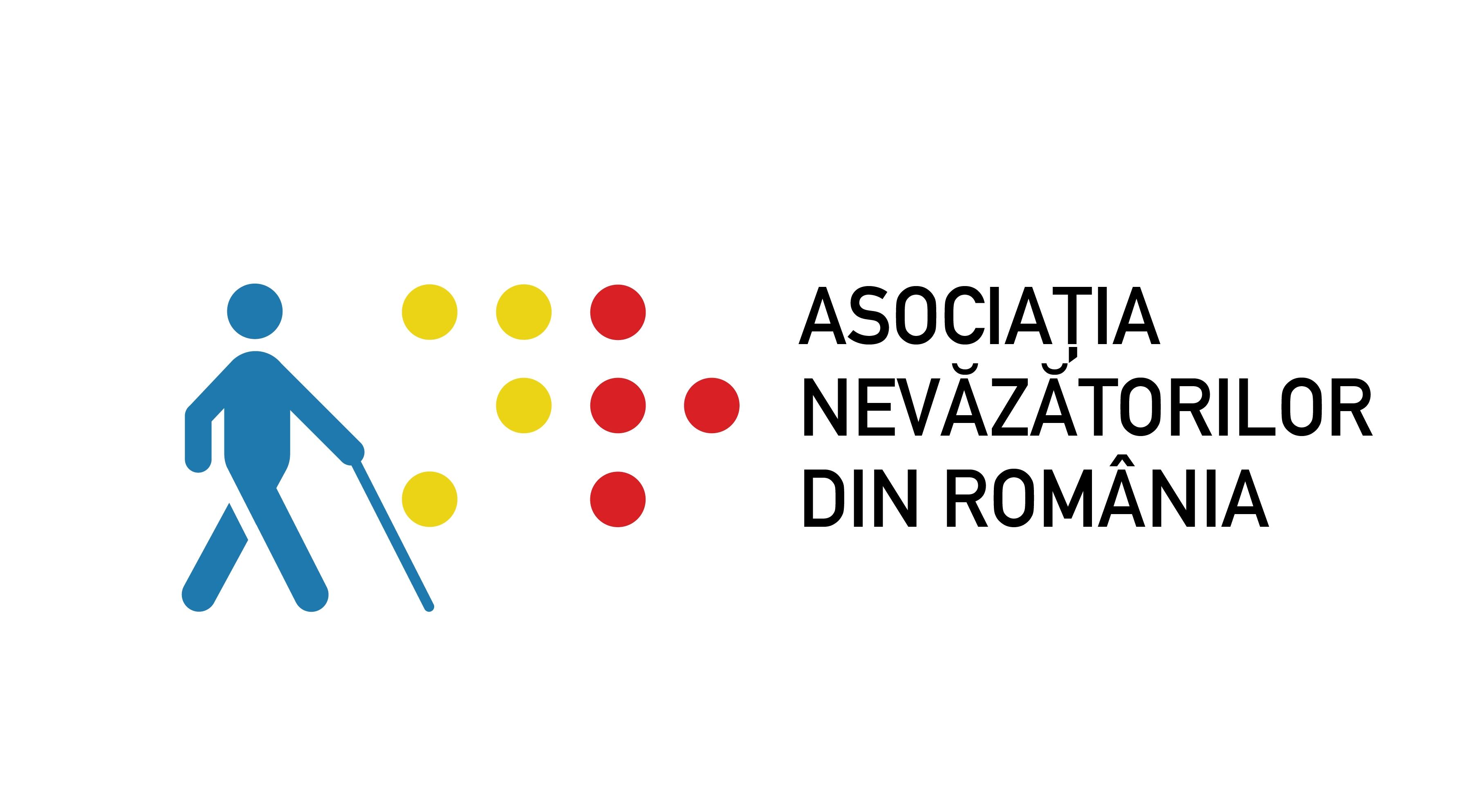 Asociatia Nevazatorilor din Romania logo