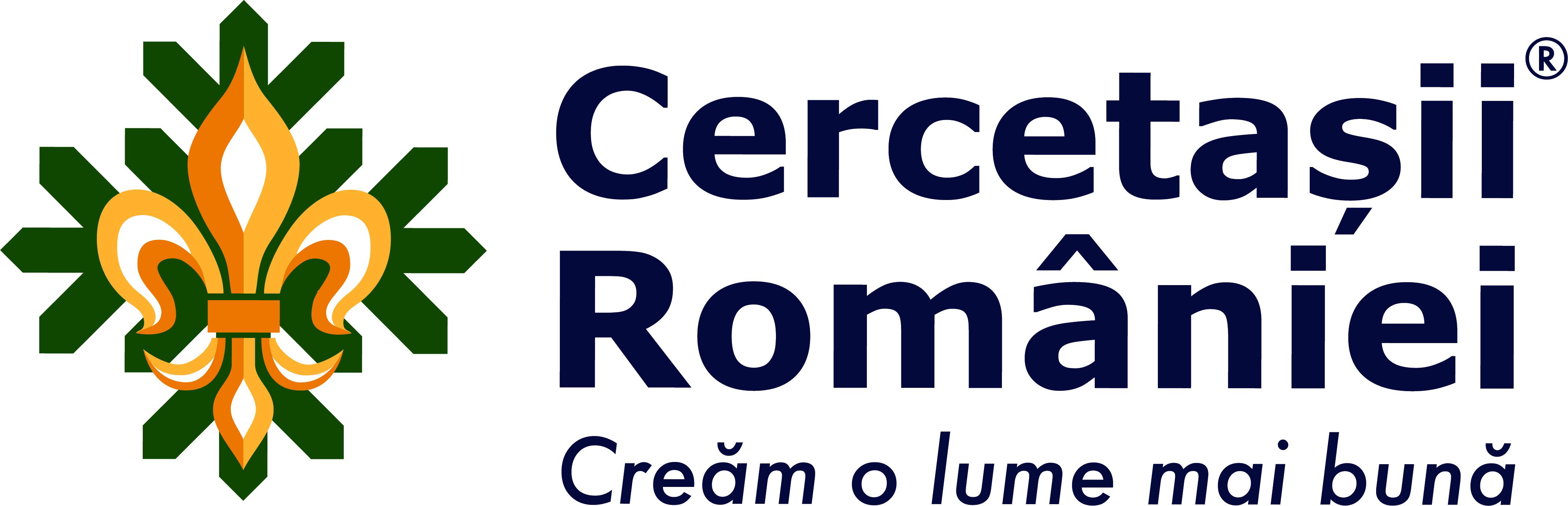Organizația Națională Cercetașii României logo