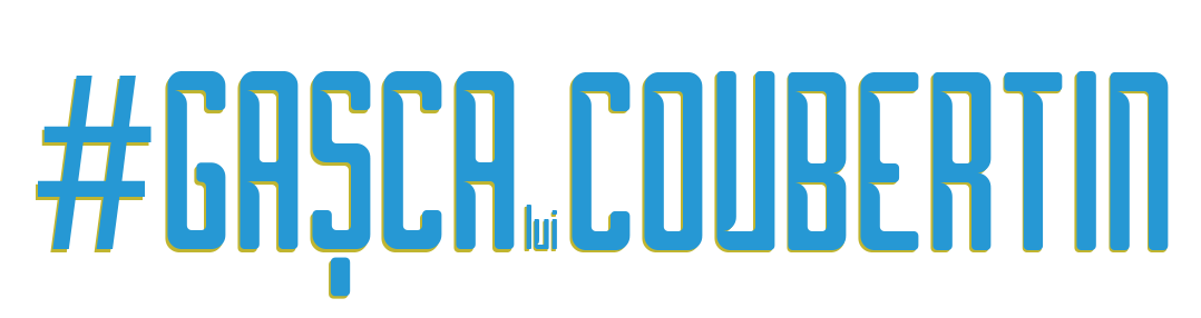 Asociația GLC - Gașca lui Coubertin logo