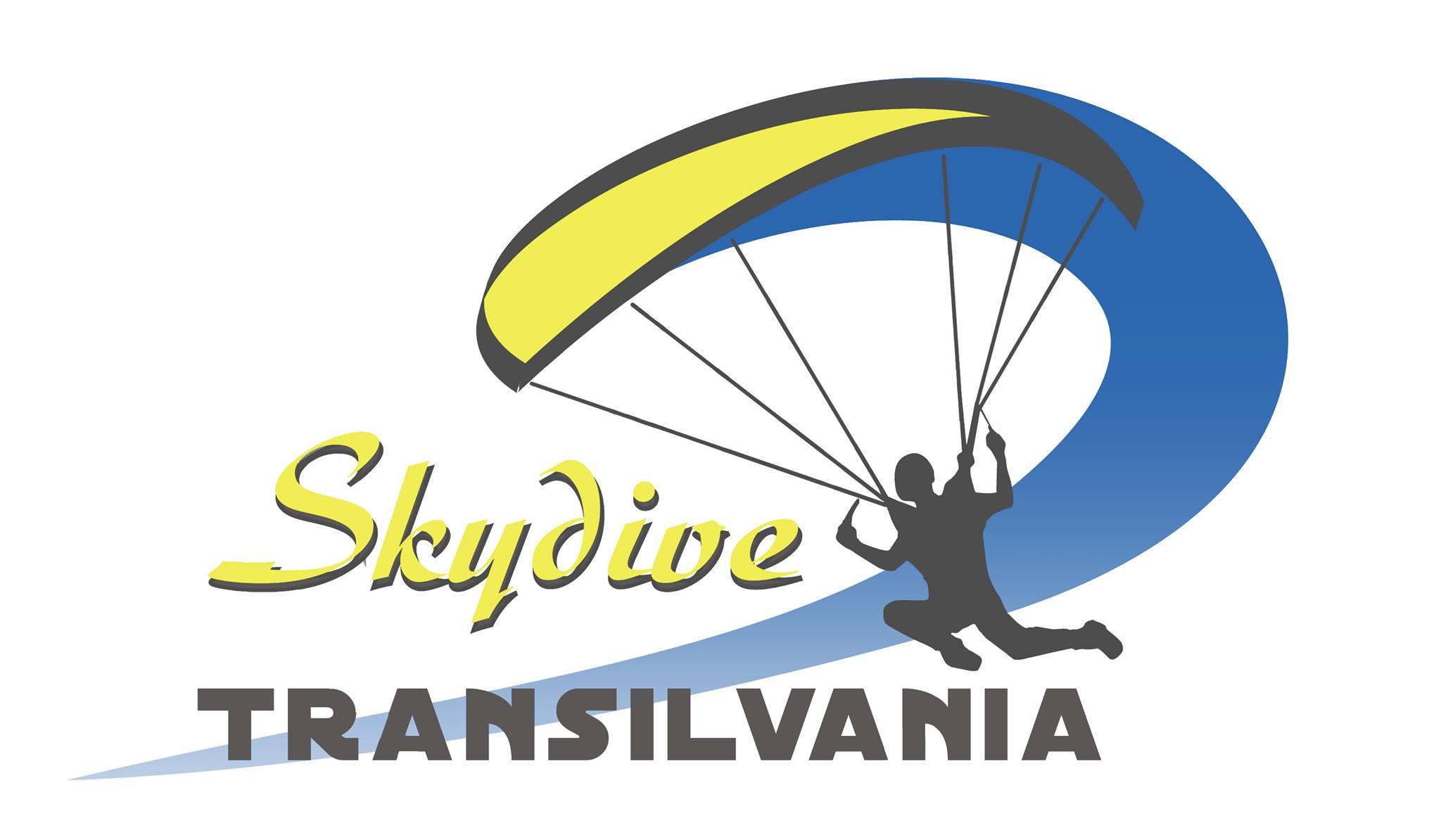 Asociația Club Sportiv Skydive Transilvania logo