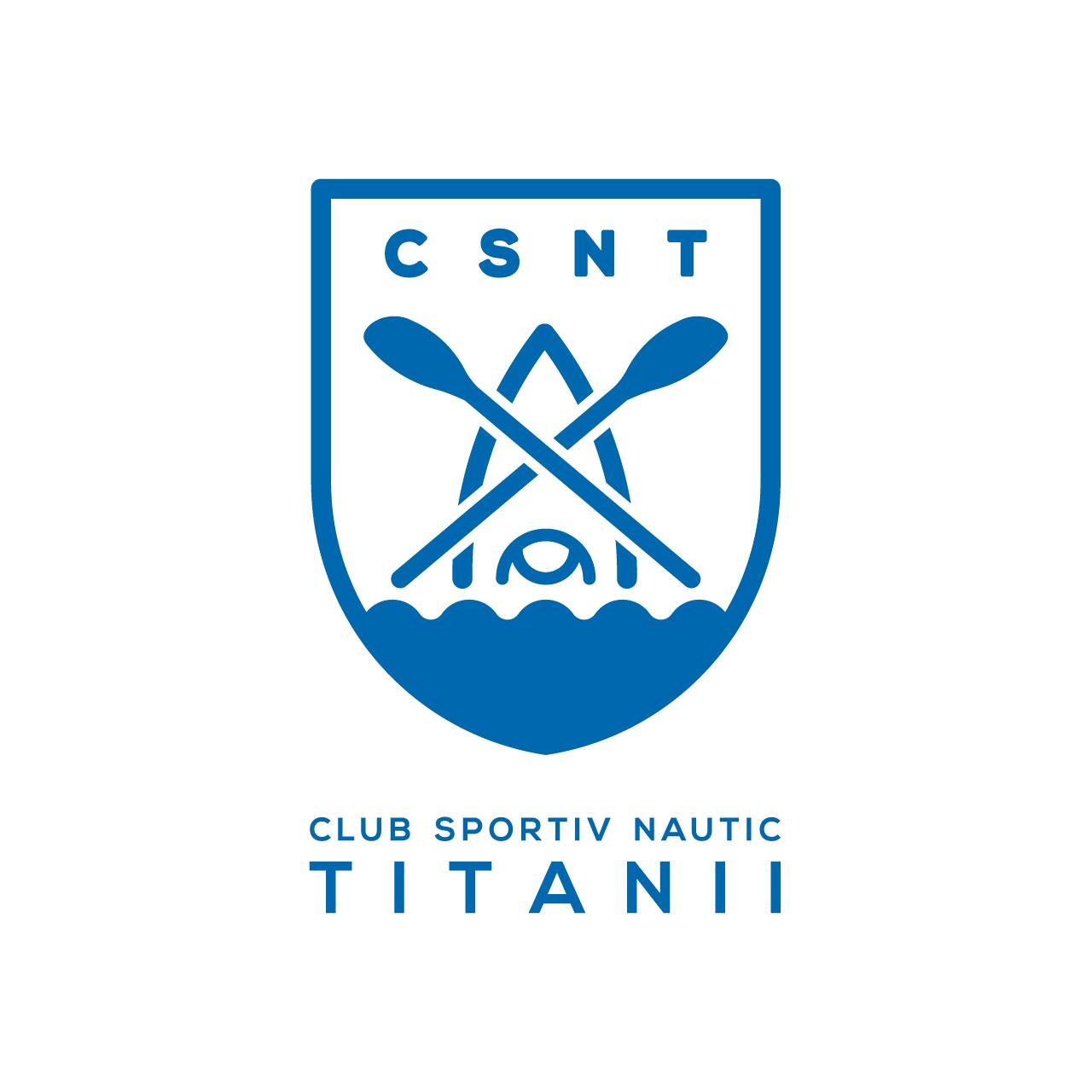 Asociația Club Sportiv Nautic Titanii logo