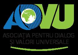 Asociația pentru Dialog și Valori Universale logo