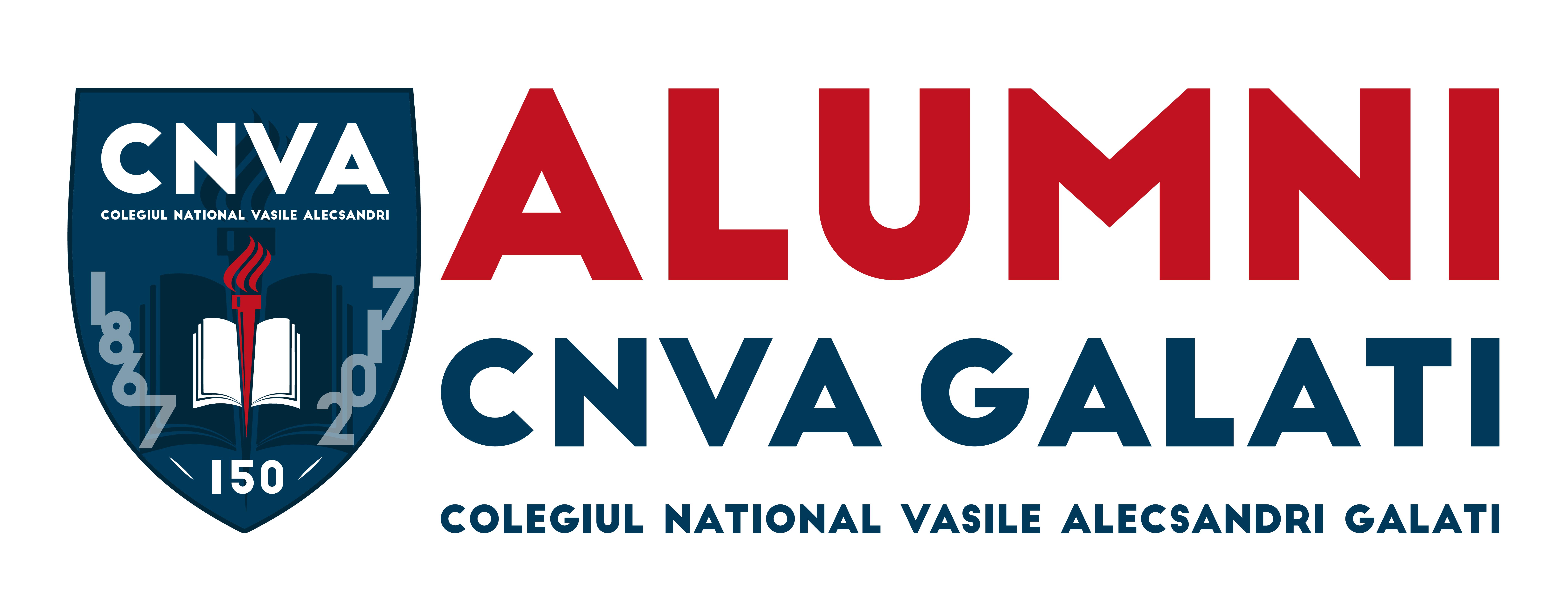 Asociaţia Alumni CNVA Galaţi logo