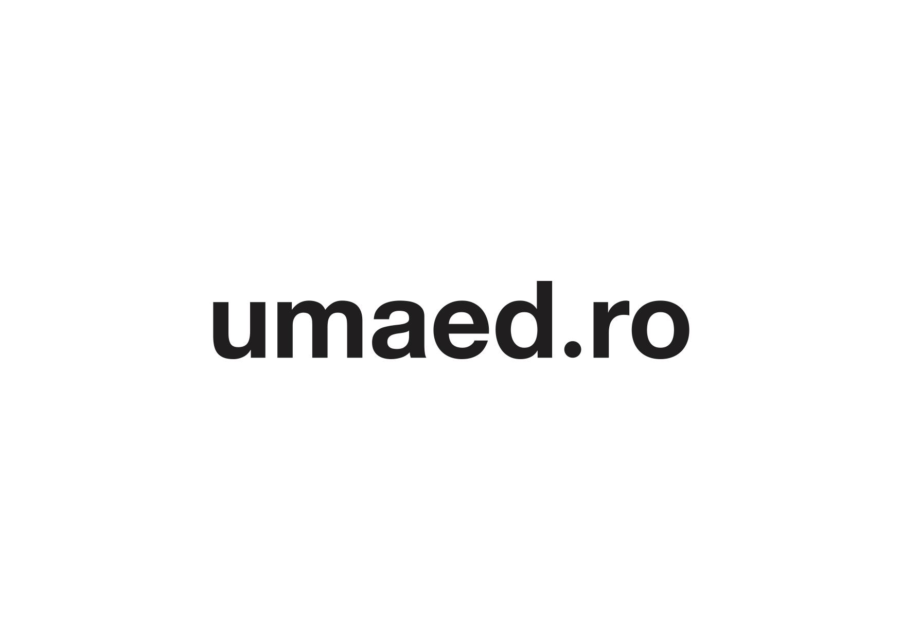 Asociatia UMA ED ROMANIA logo