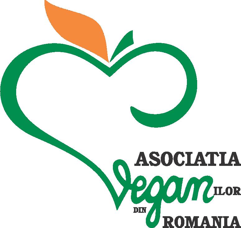 Asociația Veganilor din România logo