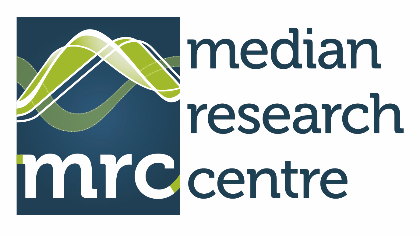 Median Research Centre (MRC) logo