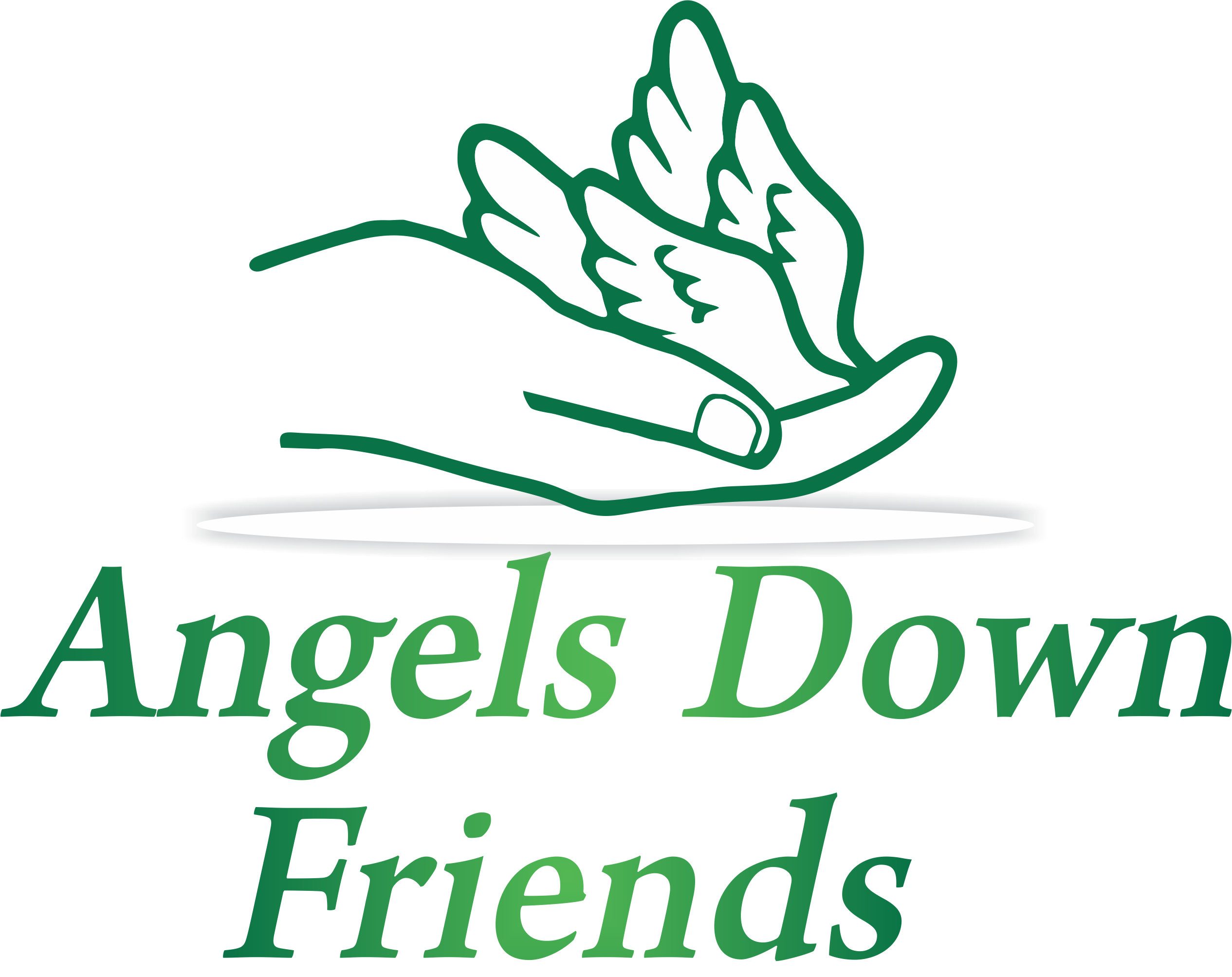 Angels Down Friends logo