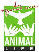 "Asociatia pentru Protectia Animalelor si a Naturii ""Animal Life"" logo"