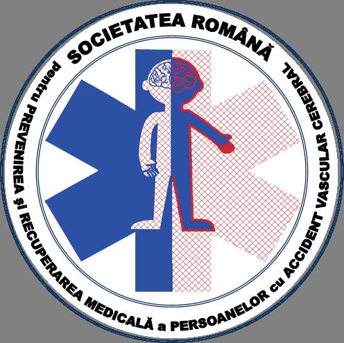 Societatea Română pentru Prevenirea și Recuperarea Medicală a Persoanelor cu Accident Vascular Cerebral SRPRMPAVC logo