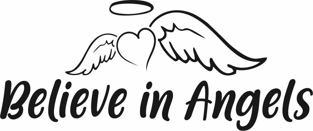 Believe in Angels logo