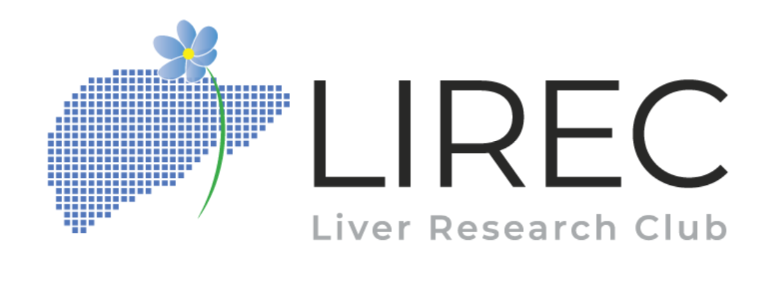 Asociația Liver Research Club (LIREC) logo