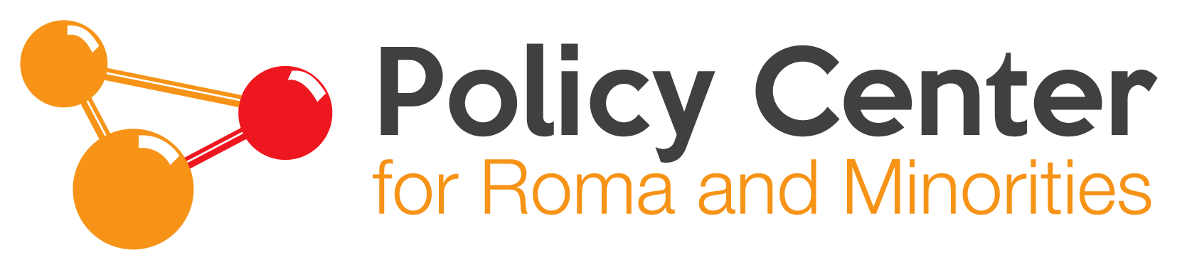 Policy Center for Roma and Minorities logo