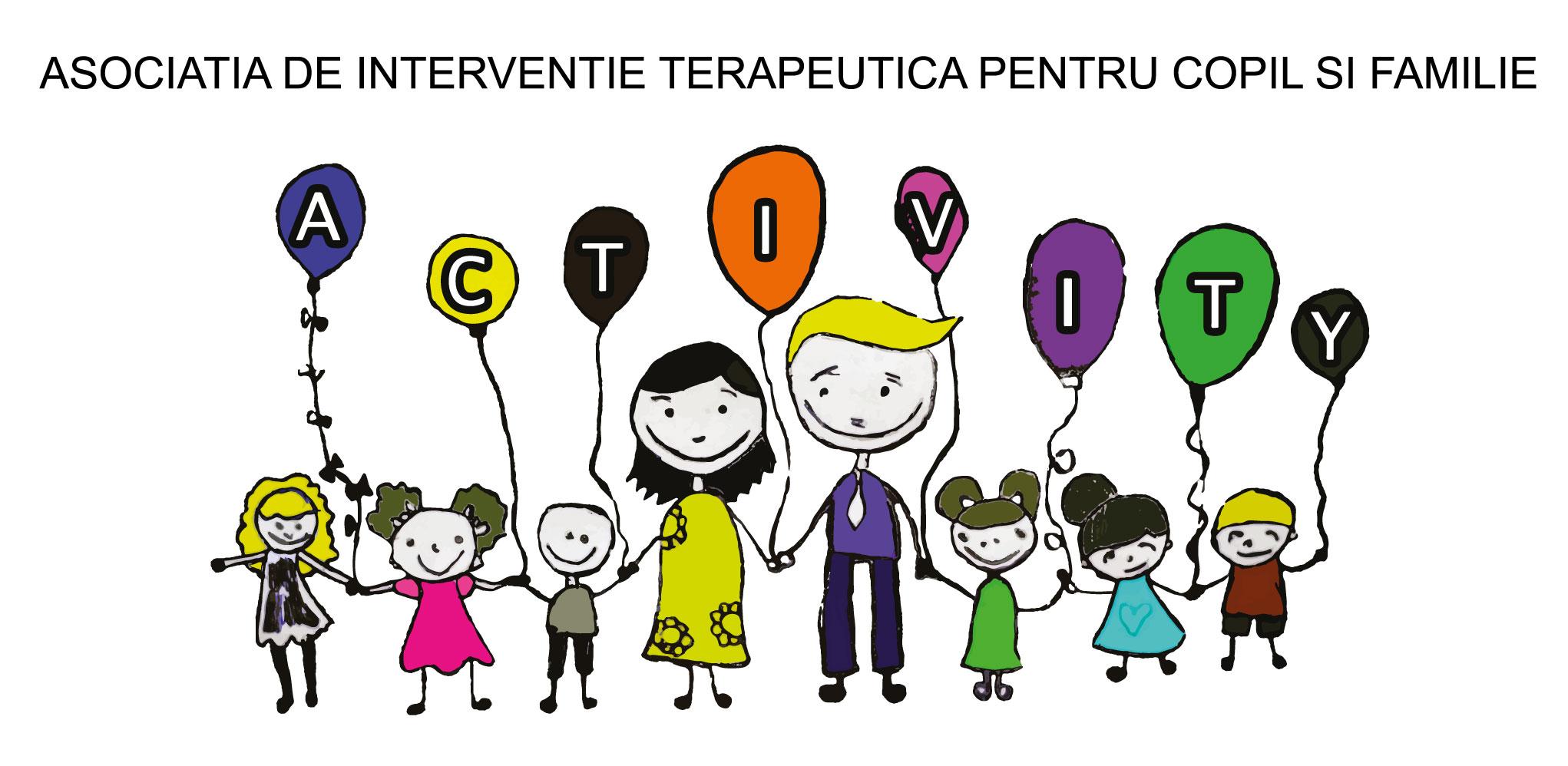 Asociația de Intervenție Terapeutică pentru Copil și Familie - Activity logo