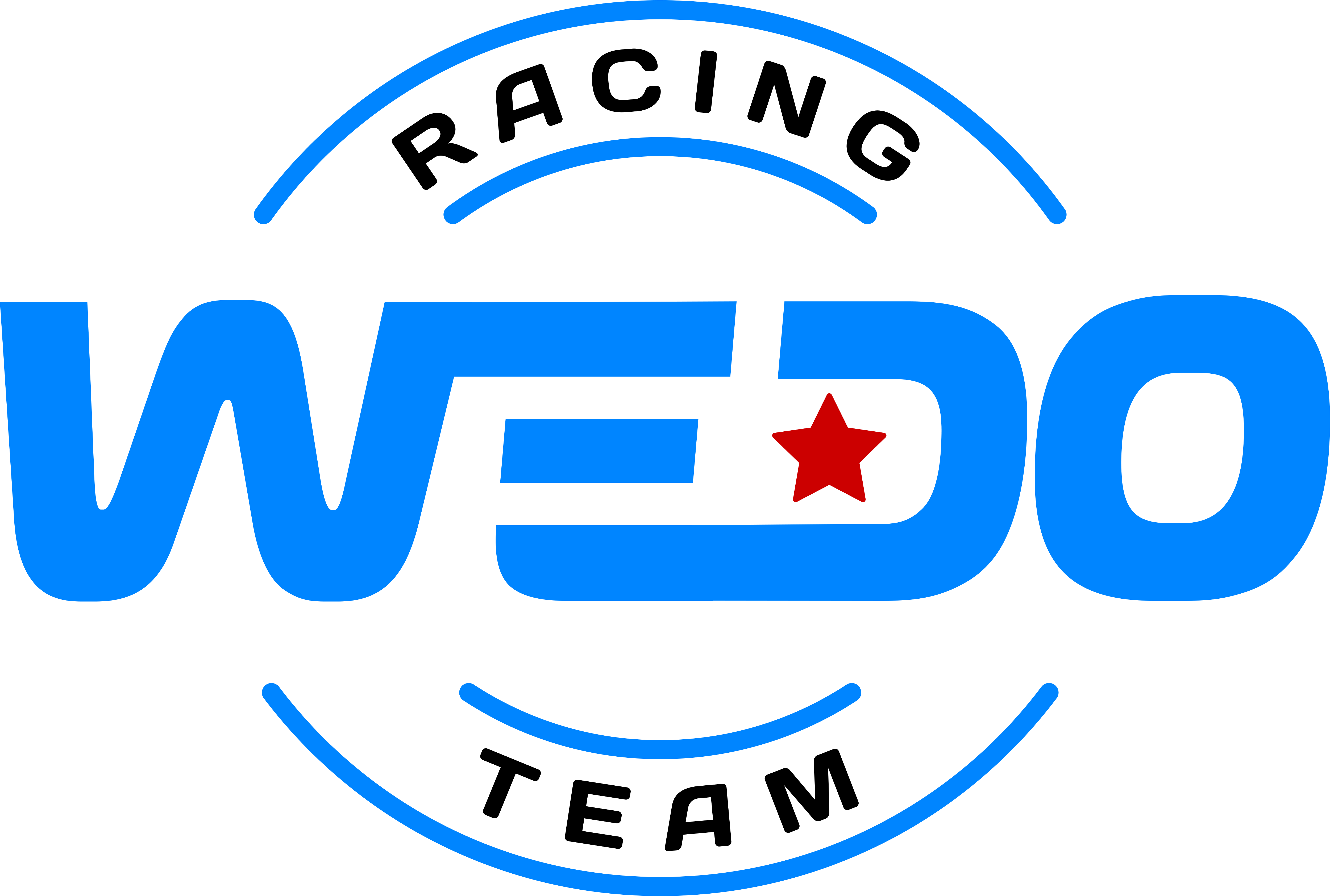 Asociația Club Sportiv WeDo Racing logo
