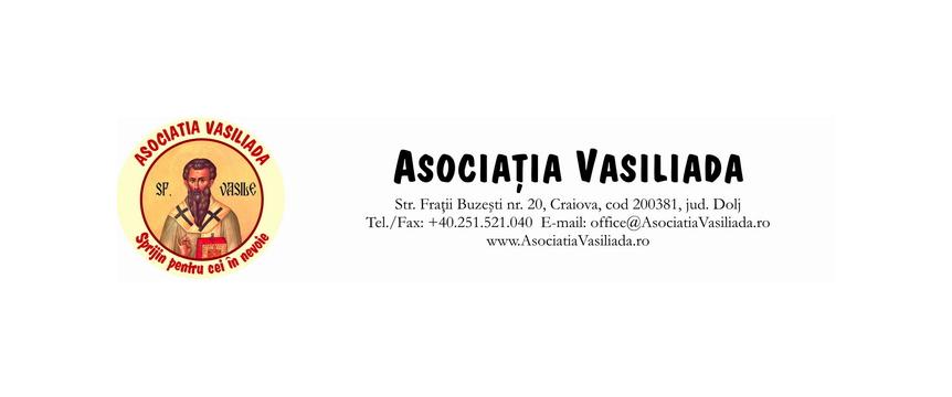 Asociația Vasiliada logo