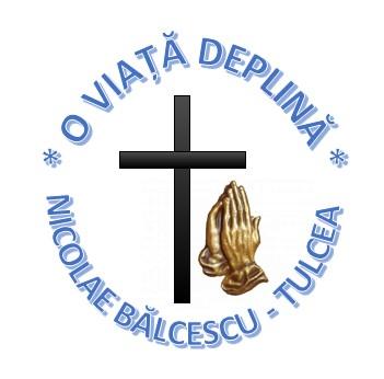 """Asociația Creștină """"O viață deplină"""" Nicolae Bălcescu Tulcea logo"""