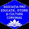 ASOCIAȚIA PRO EDUCAȚIE, ISTORIE ȘI CULTURĂ CORVINIAS logo