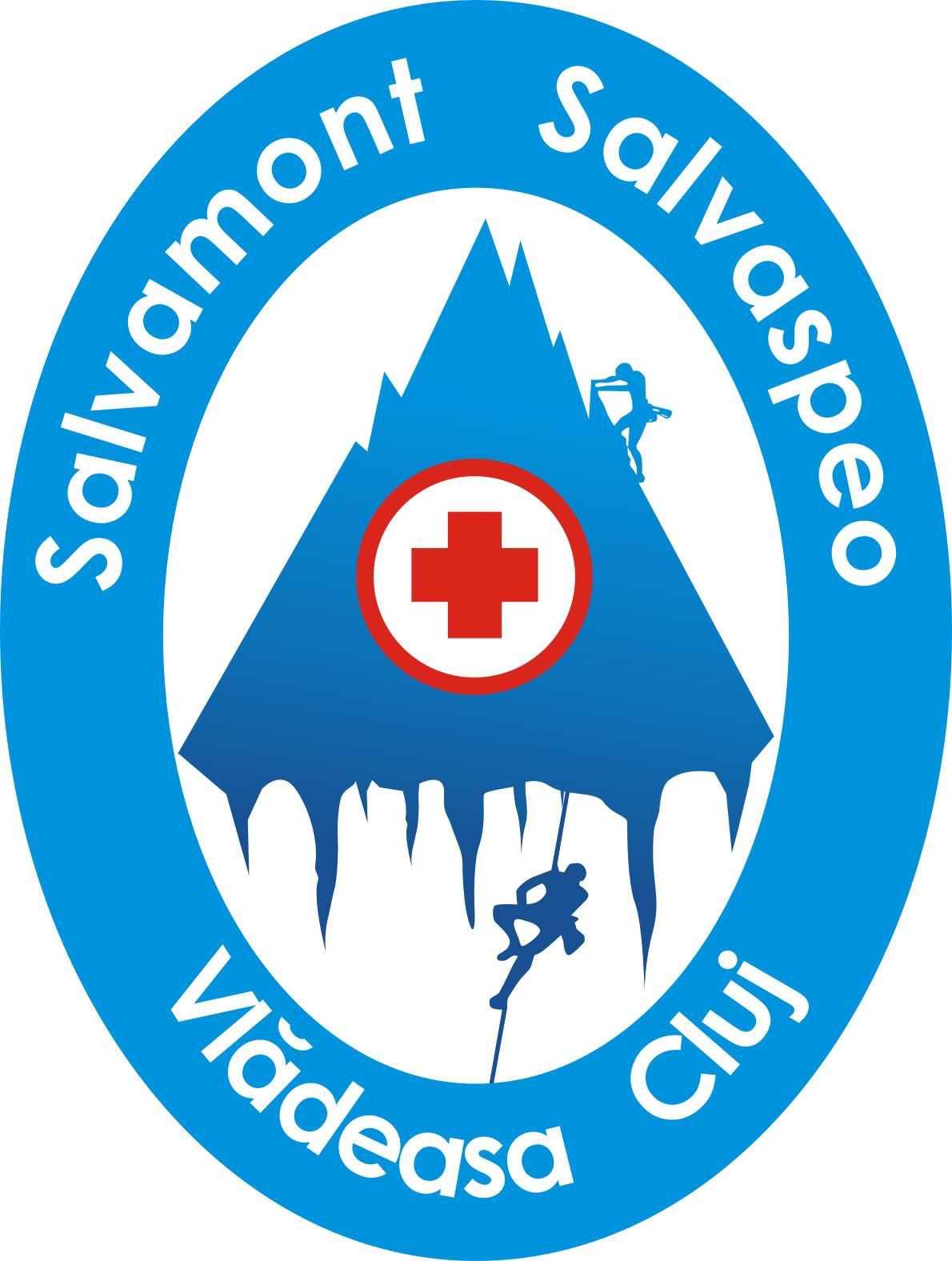 Asociatia Salvamont Salvaspeo Vladeasa Cluj logo