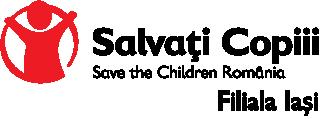 Asociația Salvați Copiii Iași logo