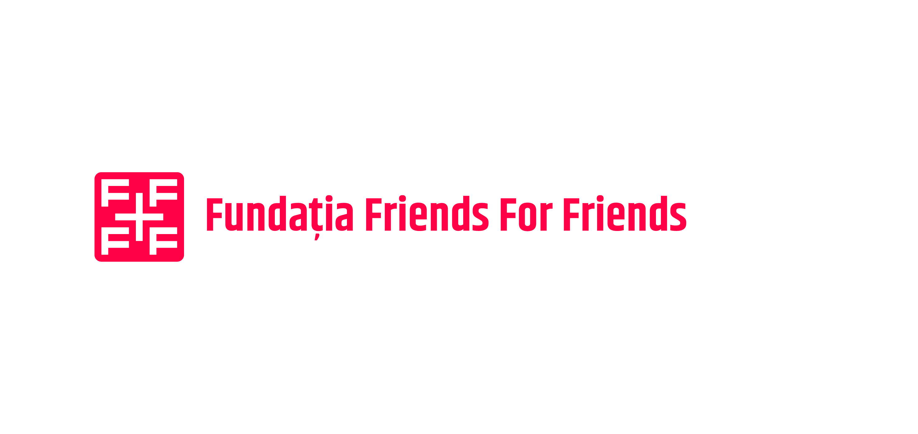 Fundația Friends For Friends logo
