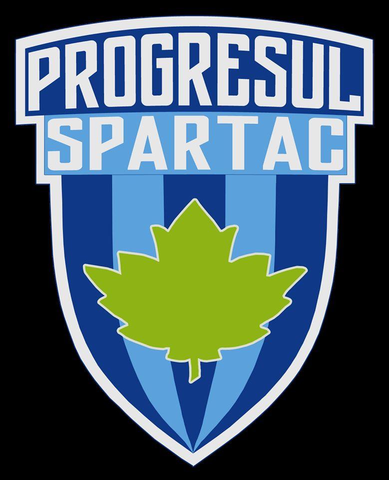 A.F.C. PROGRESUL 1944 SPARTAC  logo