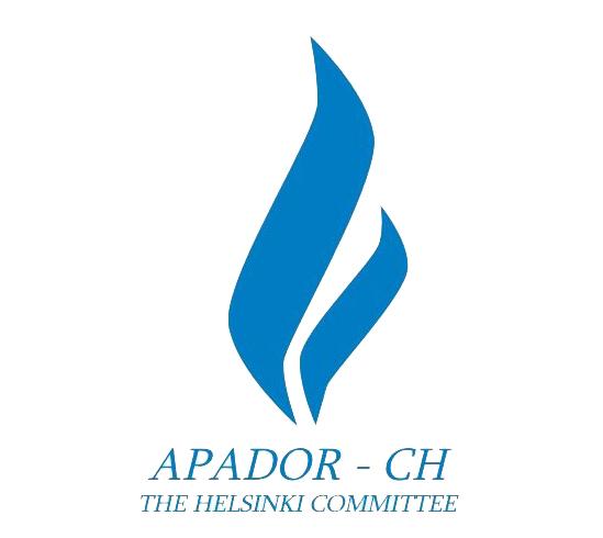 Asociația Pentru Apărarea Drepturilor Omului în România – Comitetul Helsinki (APADOR-CH)  logo