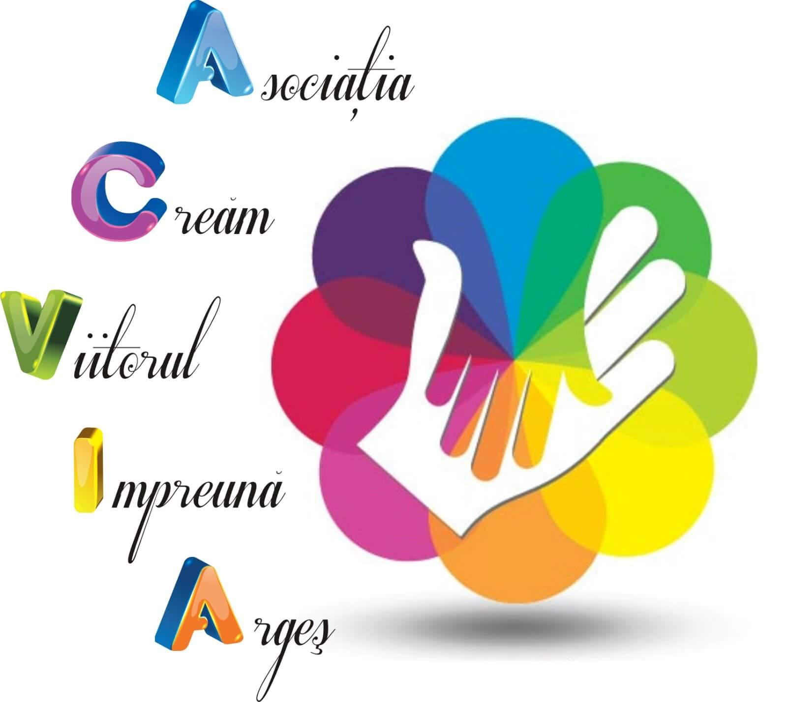 Asociația Creăm Viitorul Împreună Argeș  logo
