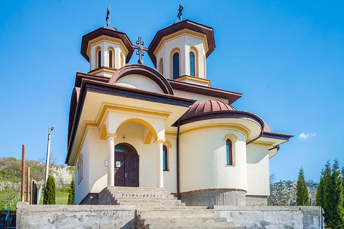 Parohia Ortodoxă Română Bălăușeri logo