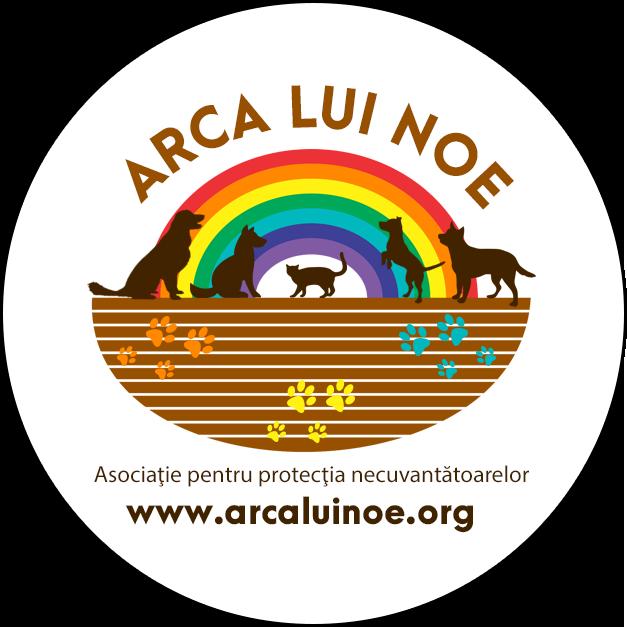"""ASOCIATIA PENTRU PROTECTIA NECUVANTATOARELOR """"ARCA LUI NOE"""" logo"""